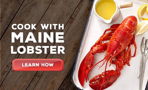 Learn How to Cook with Maine Lobster