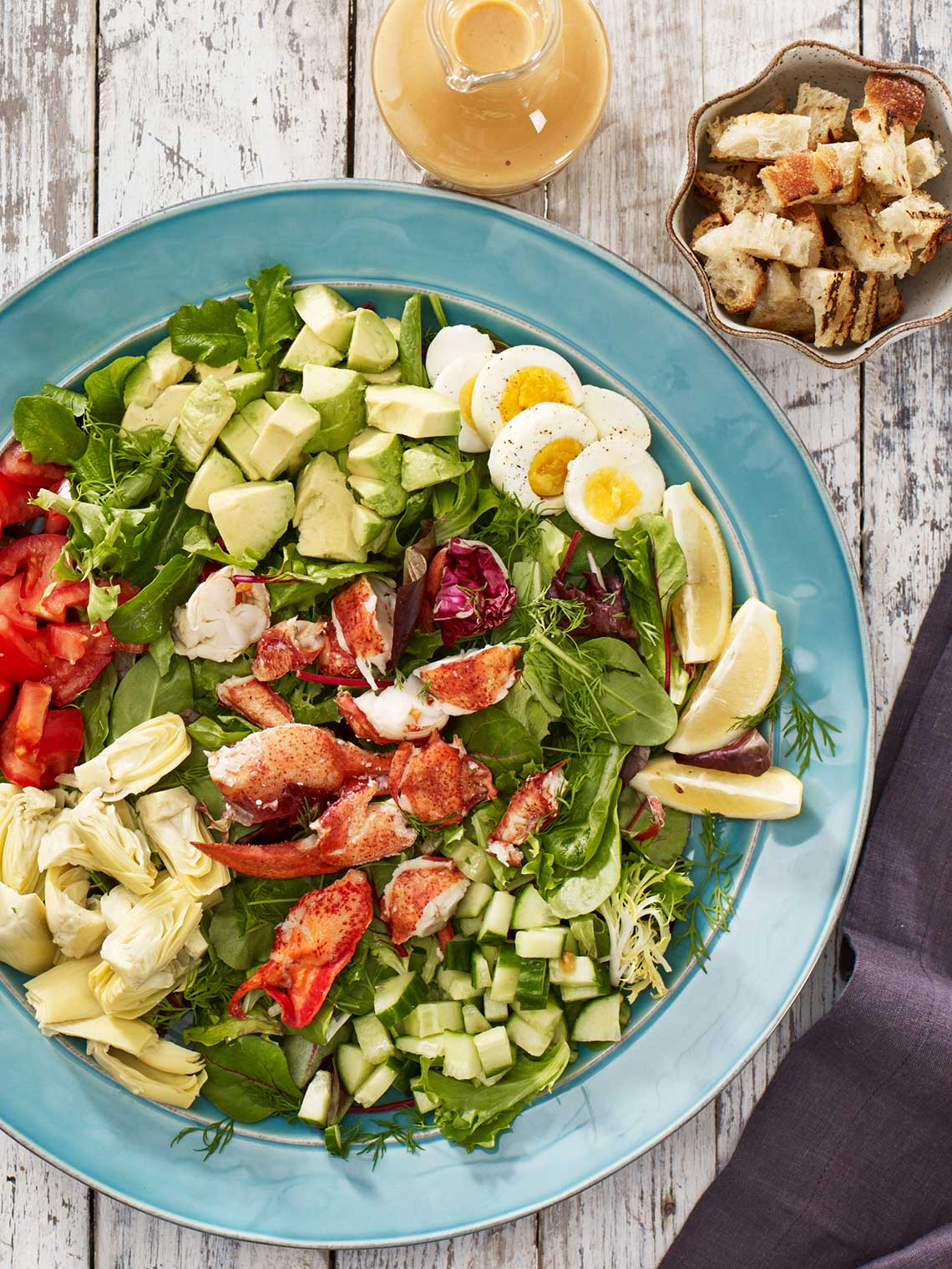 Maine-Lobster-Cobb-Salad