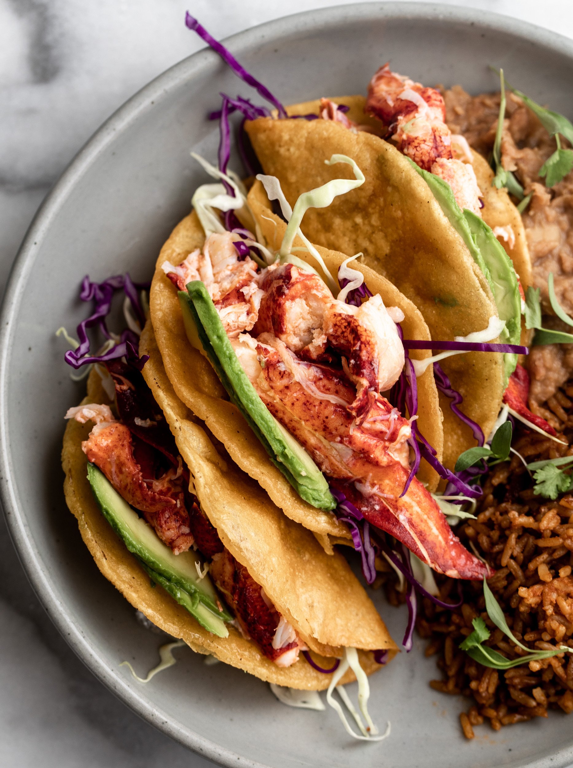 Maine-Lobster-Truffle-Tacos